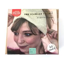 Kit MKMI - Mon headband tricoté