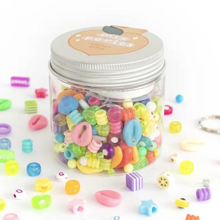 Mix de perles - Pop Color