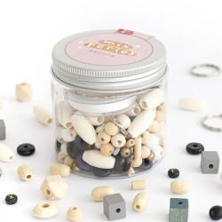 Mix de perles - Nature