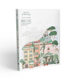 Kit de peinture au numéro - Rome parHoglet and Co