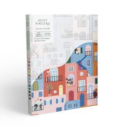 Kit de peinture au numéro - Home Togetherpar Mona Mai