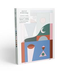 Kit de peinture au numéro - Autumn Colorspar Alizee Cayla