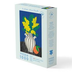 Puzzle Le Mimosa par Piment Martin - 1000pièces