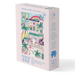 Puzzle Mentally I'm Here par Holly Thomas- 500 pièces