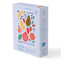 Puzzle Les Vitaminés par La mandarinebleue - 250 pièces