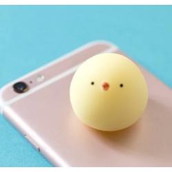 Mini squishy - poussin jaune