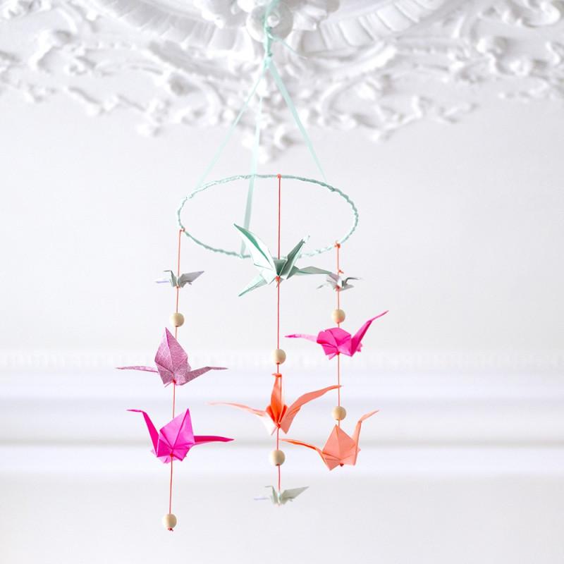 Kit MKMI - Mon mobile origami