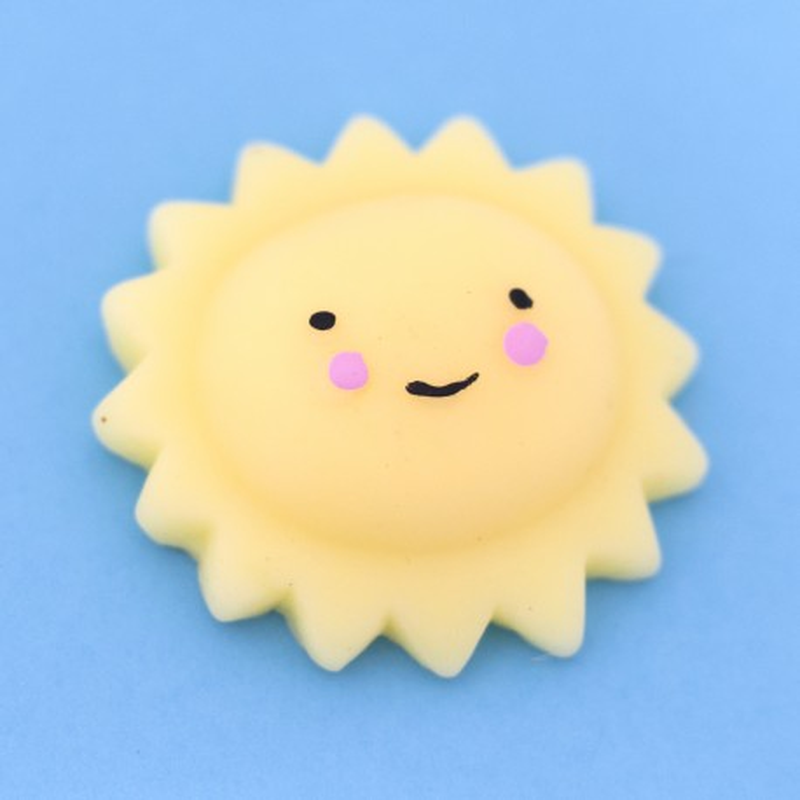 Mini squishy soleil
