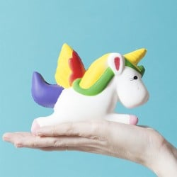 Gros squishy antistress - licorne