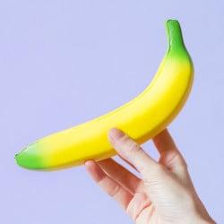 Gros squishy antistress - banane