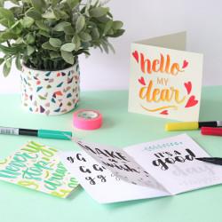 Kit MKMI - Mon kit lettering