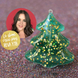 kit SLIME collection: N°15 : Christmas slime par Reva YTB