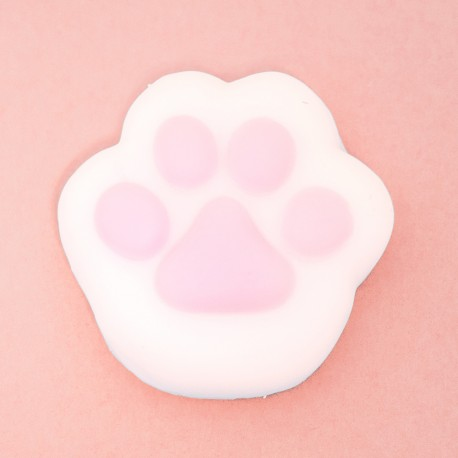 Mini squishy patte de chat
