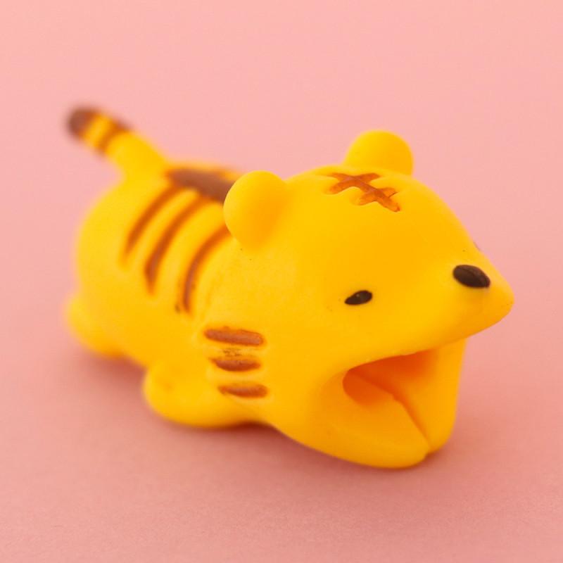 Protège cable tigre