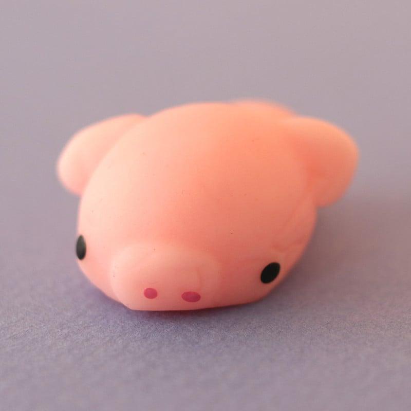 Mini squishy cochon kawaii