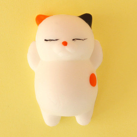 Mini squishy chat kawaii