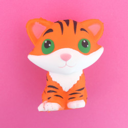 Gros squishy antistress - bébé tigre