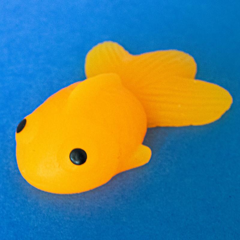 Mini squishy - poisson rouge