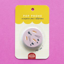 Pop phone sushis