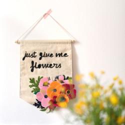 Kit MKMI - Mon fanion floral